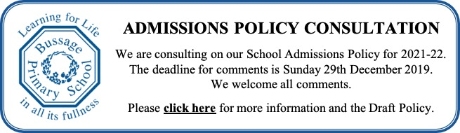 BPS Admission Consult. Banner
