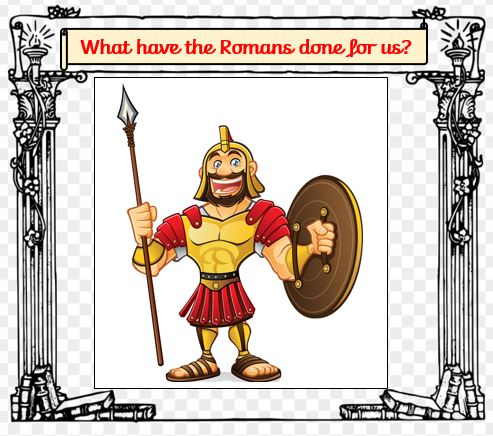 What have the Romans done for us